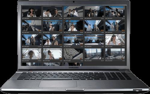 laptop pentru editare video