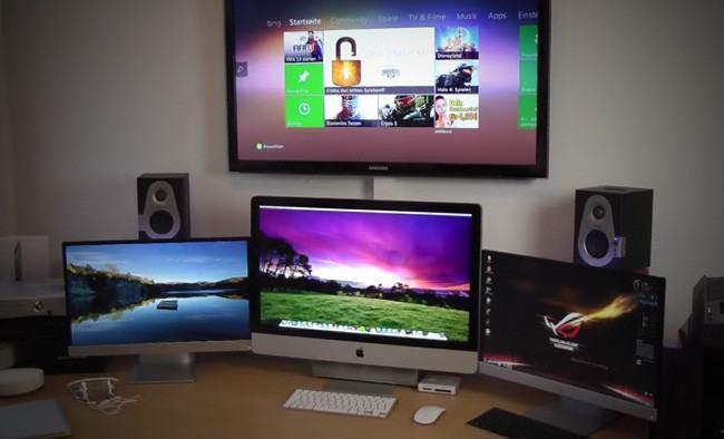 monitor editare video