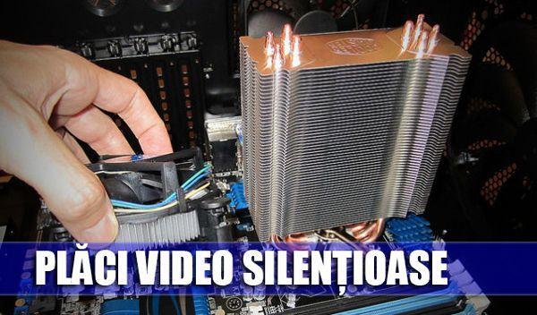 placa video silentioasa