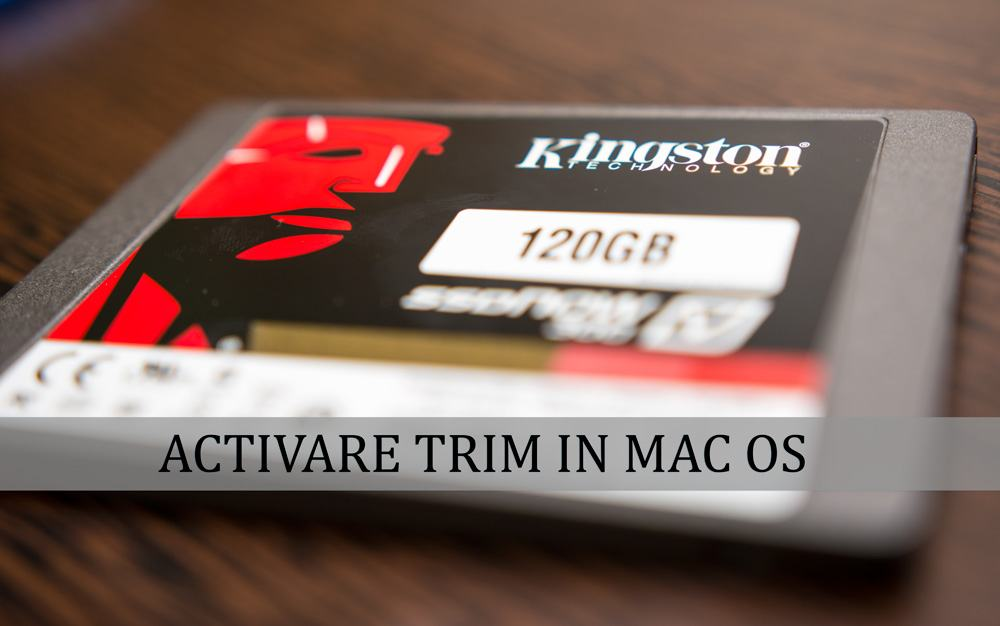 ssd kingston mac os x