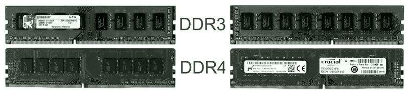 DDR3-VS-DDR4