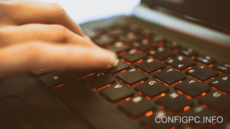 tastatura de laptop